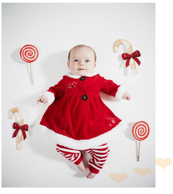 Новогодний наряд для малышей